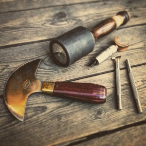 Peto Kustom Leathers leather tools